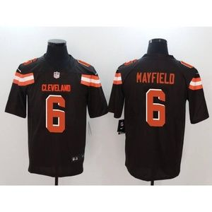 Youth Cleveland Browns Baker Mayfield Jersey (3)